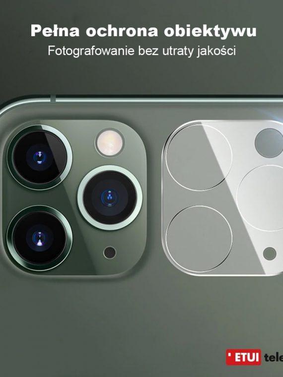 Szklo Ochronne Iphone 11 Pro Na Kamere 3