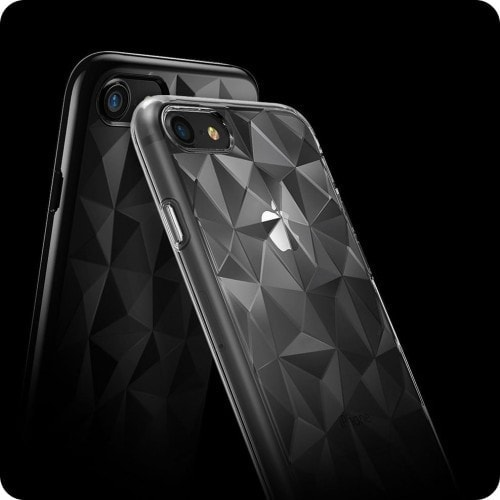 Ringke Air Prism Case For Iphone 7 Iphone 8 3d Diamond Pattern Flexible Jewel Like Textured 1