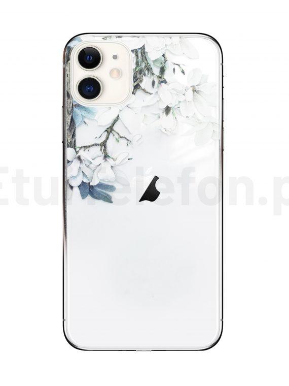 Silikonowe Etui (case) Z Kwiatami Jaśminu Do Iphone 11 2