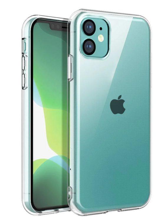 Etui Silikonowe Crystal Slim Case Iphone 11