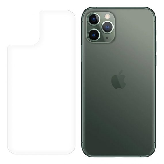 Etuitelefon Pl Back Tempered Glass Szklo Hartowane 9h Na Tyl Obudowe Iphone 11 2