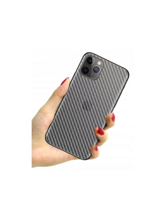 Folia Ochronna Carbon Na Tyl Do Iphone 11 Pro Max