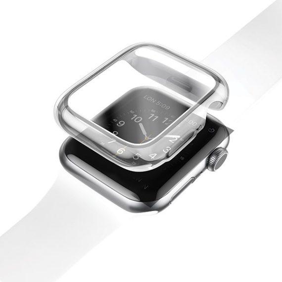 Pol Pl Uniq Etui Garde Apple Watch Series 5 4 44mm Przezroczysty Clear 57685 1