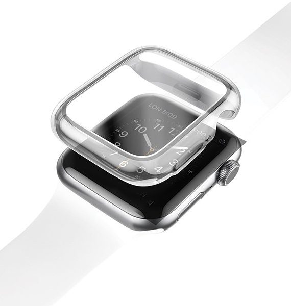 Pol Pl Uniq Etui Garde Apple Watch Series 5 4 44mm Przezroczysty Clear 57685 1