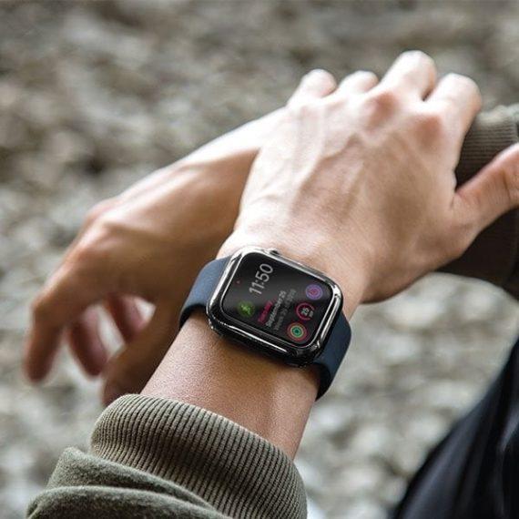 Pol Pl Uniq Etui Garde Apple Watch Series 5 4 44mm Przezroczysty Clear 57685 6