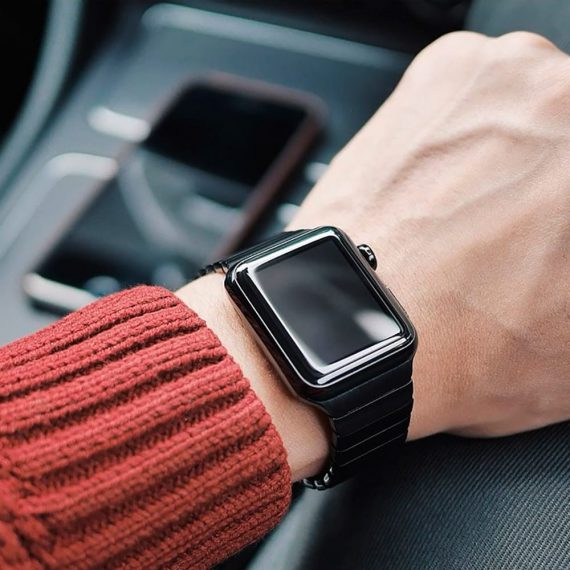 Rock Hydrogel Screen Protector Apple Watch 42mm Series 3 2 1 5.1000x1000