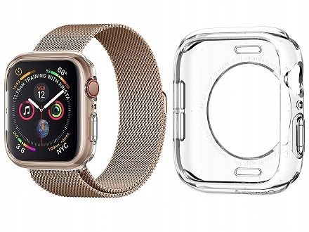 Spigen Etui Obudowa Case Do Apple Watch 4 44mm Zmiana