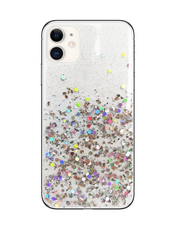 Etui Kolorowe Z Cekiny Do Phone 11