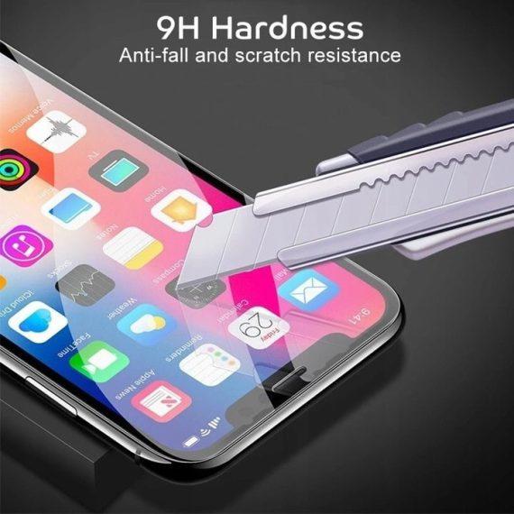 Szklo Hybrydowe Iphone 11 Hartowane 9d Ceramic Ful Grubosc Szkla 0 4 Mm