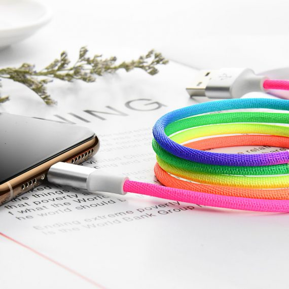 Cable Rainbow Ip 5 D