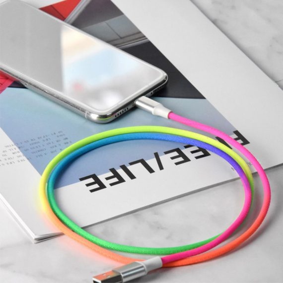 Cable Rainbow Ip 6 D