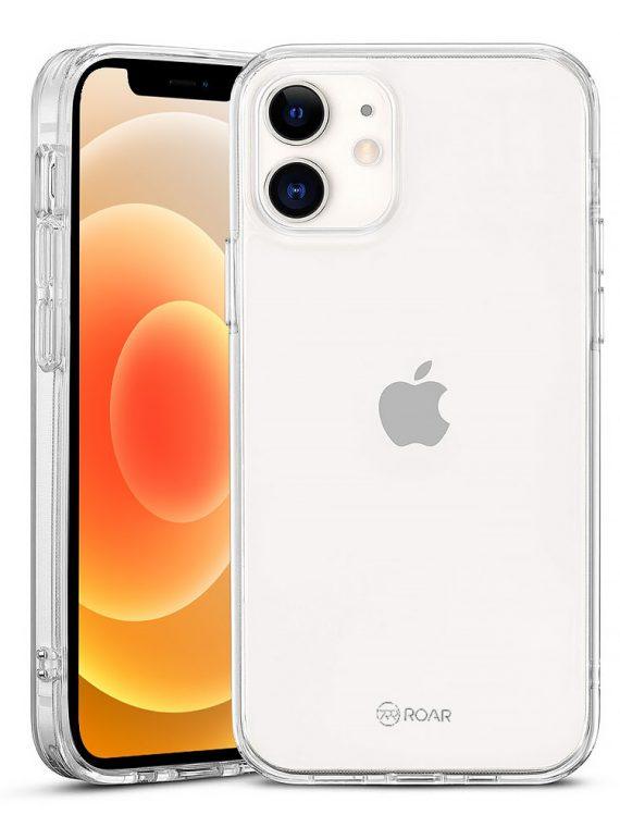 Etui Do Iphone 12 12 Pro Silikonowe Przezroczyste 1