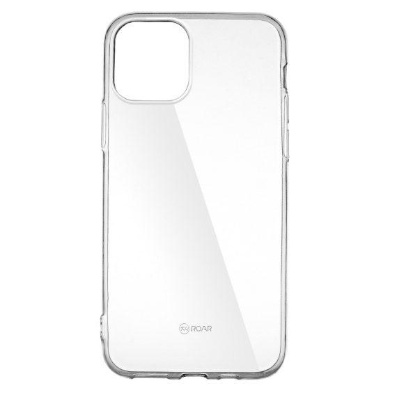 Etui do iPhone 12 Mini silikonowe przezroczyste ochronne