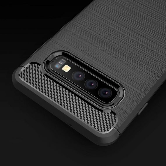 Carbon Case Czarny 3 D