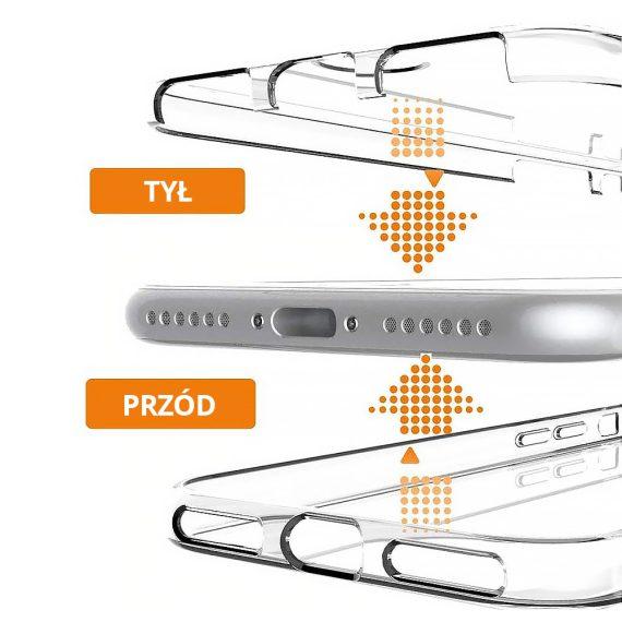 Etui Do Iphone 12 12 Pro Przezroczyste 360 1