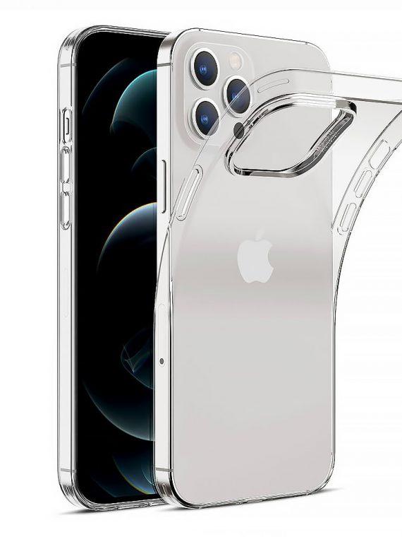 Etui Do Iphone 12 12 Pro Przezroczyste Silikonowe