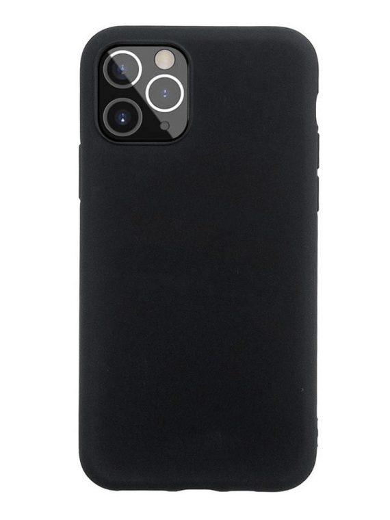 Etui Do Iphone 12 12 Pro Silikonowy Czarne