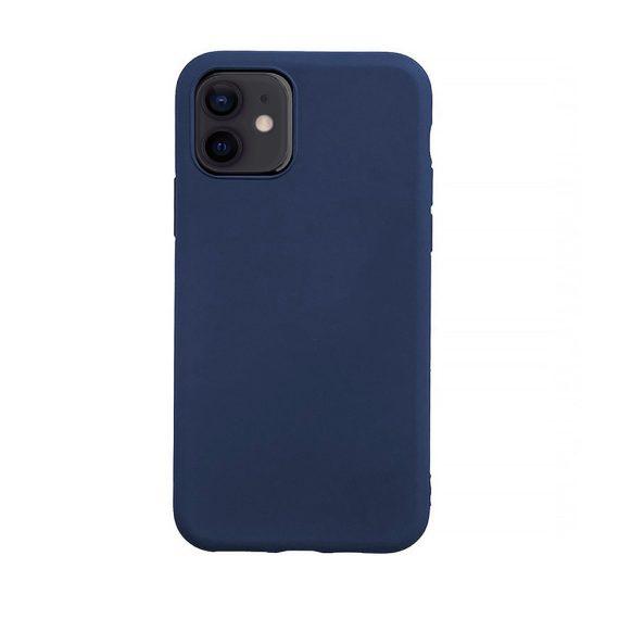 Etui Do Iphone 12 12 Pro Silikonowy Granatowy