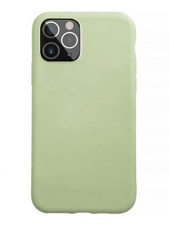 Etui Do Iphone 12 12 Pro Silikonowy Zielone