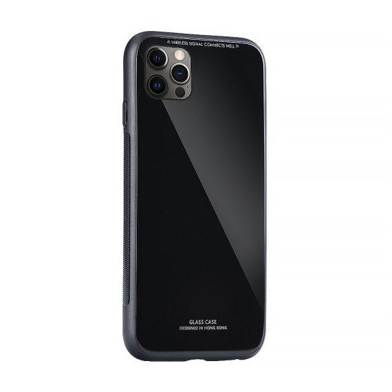 Etui Do Iphone 12 12 Pro Szkło Hartowane Czarne 1