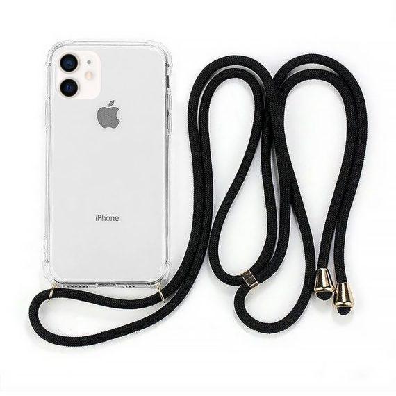 Etui Do Iphone 12 12 Pro Ze Smyczą Wzmaczniane Rogi 2