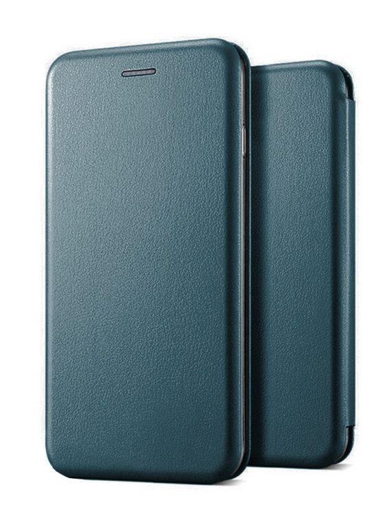 Etui Do Iphone 12 12 Pro Zielony Magnetyczne Z Klapką
