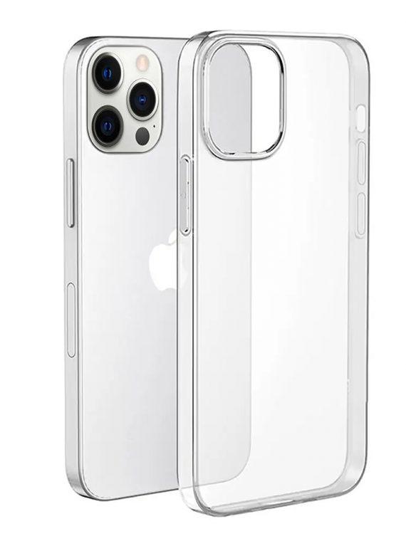 etui silikonowe przezroczyste iphone 12 12pro