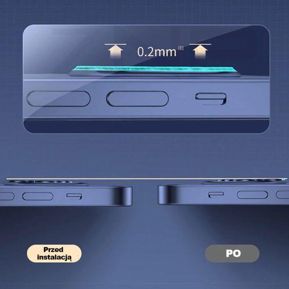 Szkło Hartowane Na Tyl Kamery Ihpone 12 Pro 2