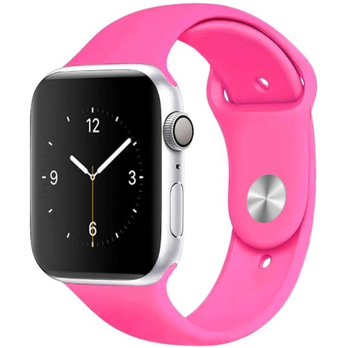 Apple Watch Smartwatch Różowy