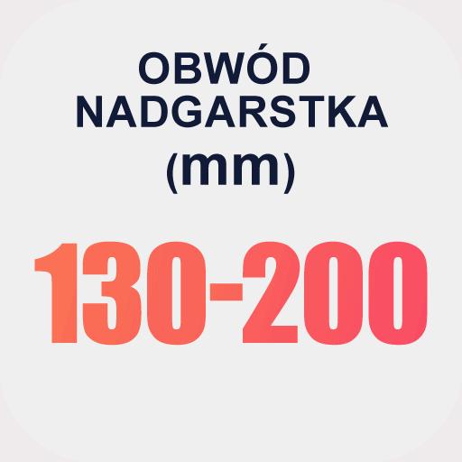Obwód Nadgarstka 130 200