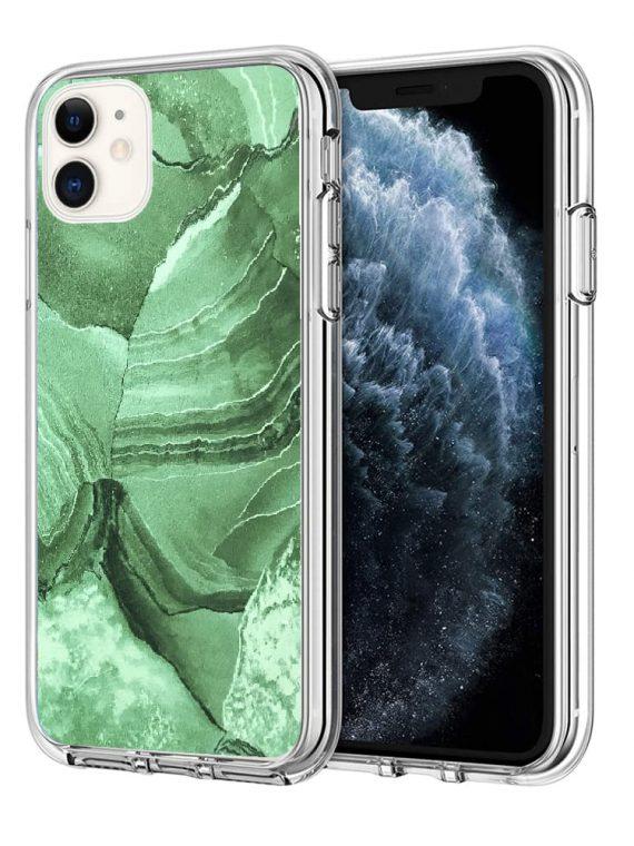 Iphone11 Marmur Zielony1
