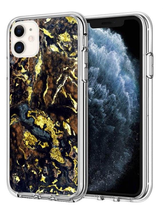 Iphone11 Marmur Zloty1