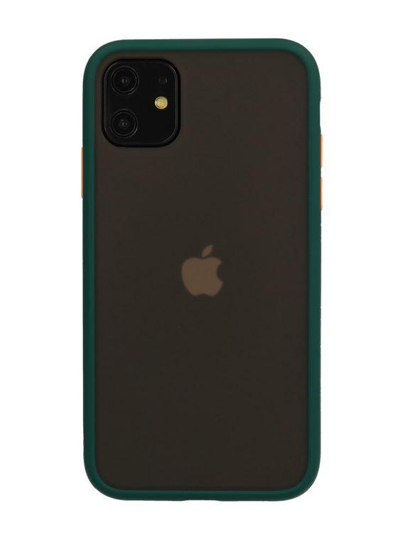 Color Button Green 2 D