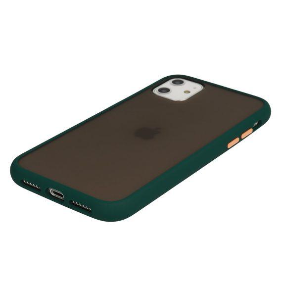 Color Button Green 5 D