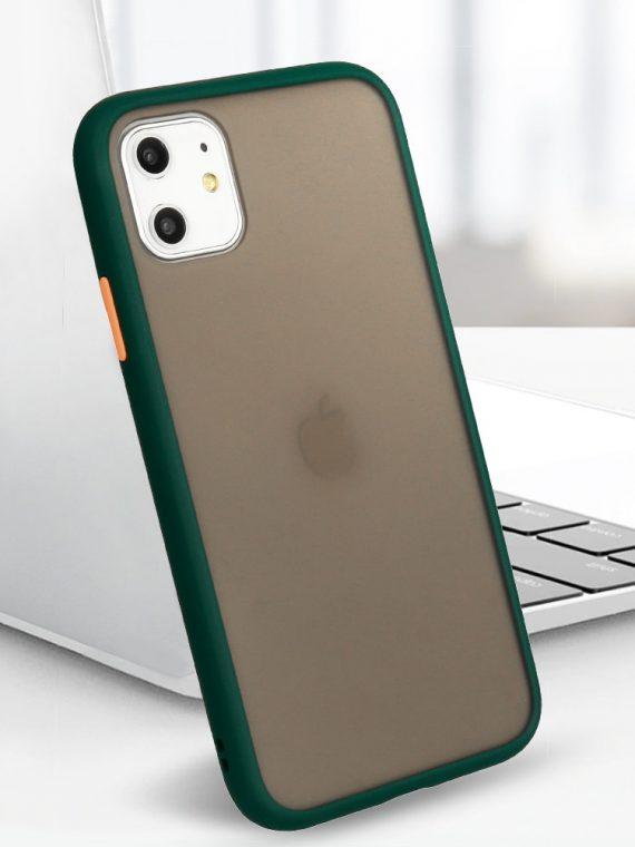 Color Button Green 9 D