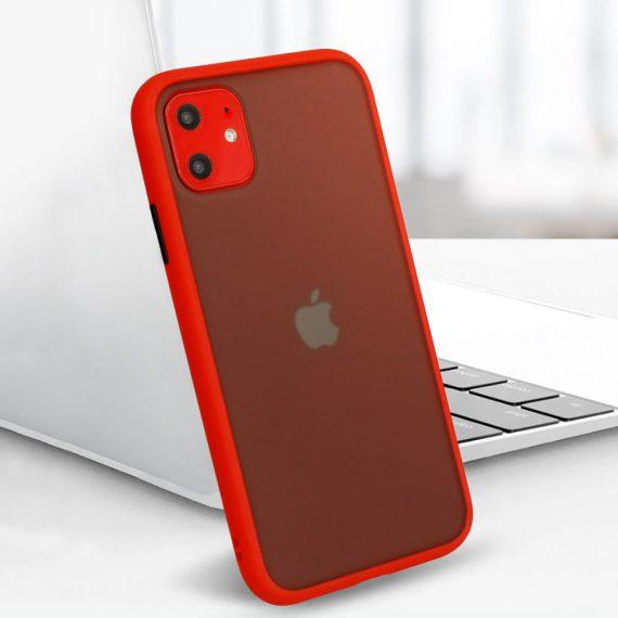 Color Button Red 10 D