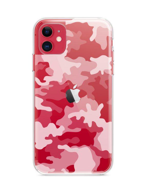 Mock U Iphone 11 Przezrocyste Komuflarz