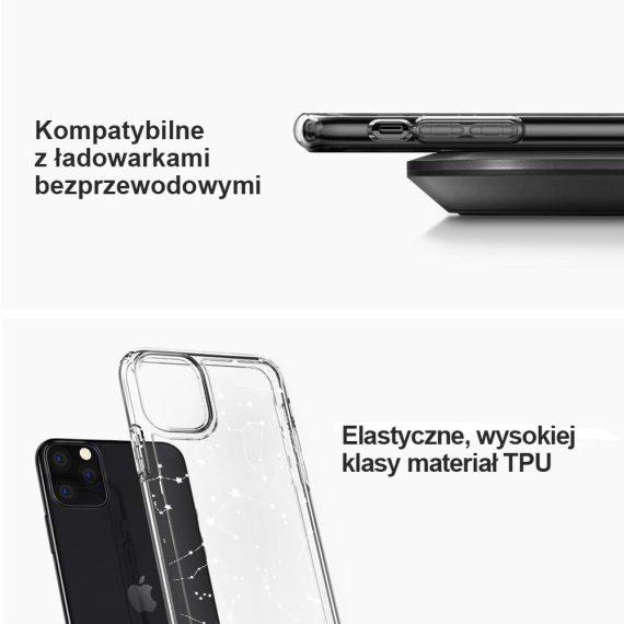 Mock U Iphone 11 Przezrocyste Z Nadrukiem Zodiak4