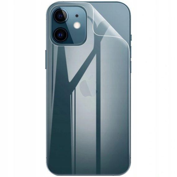 Folia hydrożelowa do iPhone 12 Mini na tył ochronna