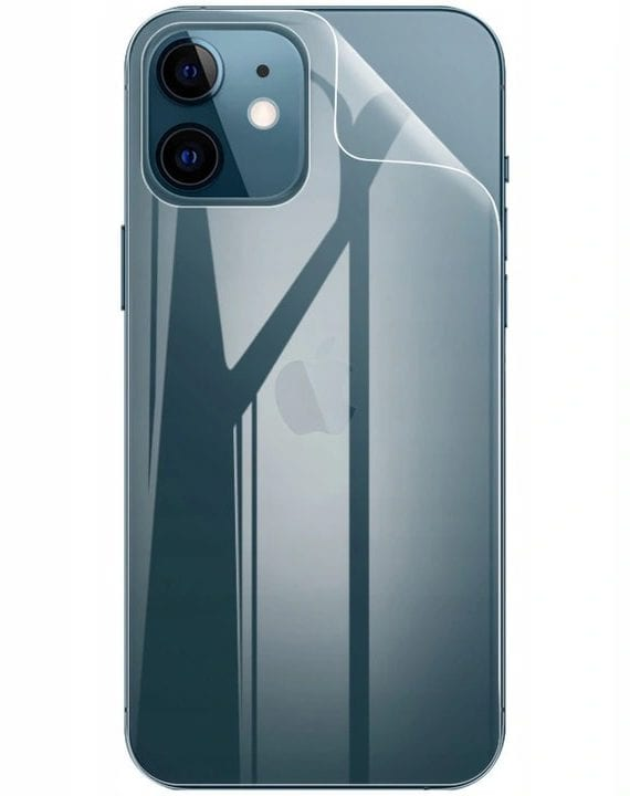 Folia Hydrozelowa Do Iphone 12 Mini Na Tyl Imak Dedykowany Model Iphone 12 Mini