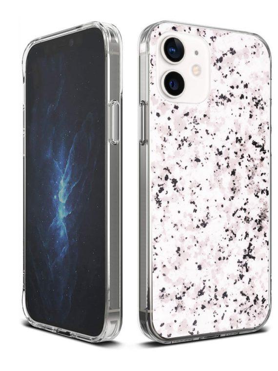 Iphone Iphone12 Marmur Pastel Roz1