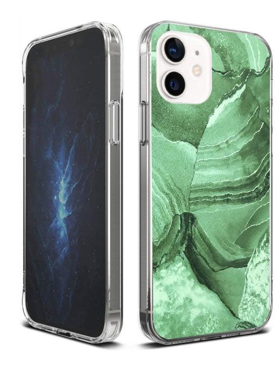 Iphone Iphone12 Marmur Zielony1