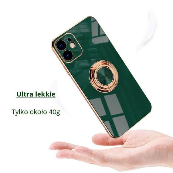 03 iphone11 12 zielony ze zlotym