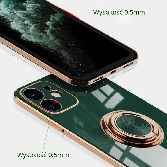 04 iphone11 12 zielony ze zlotym