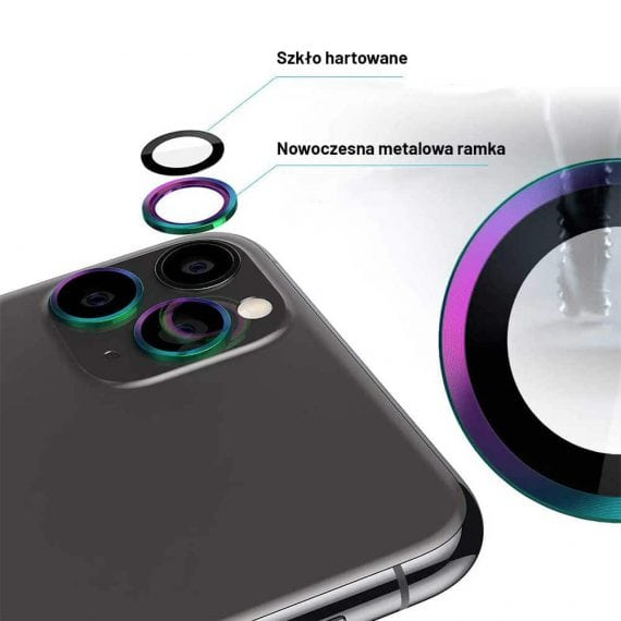 tylna os ona obiektywu os ona pier cienia na ca obudow dla iphone 11 pro max6