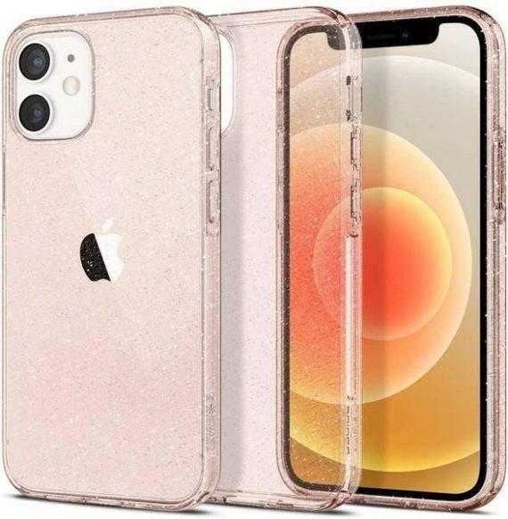 pol pl spigen liquid crystal glitter iphone 12 mini 5 4 acs01742 glitter rose 39853 1