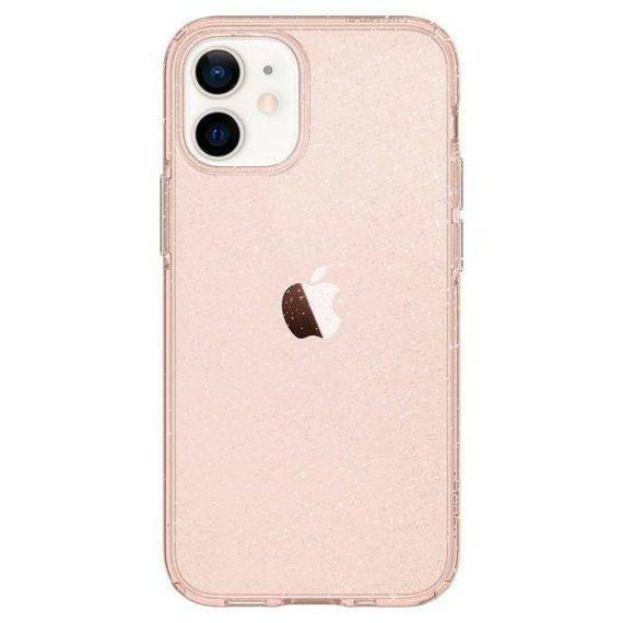 pol pl spigen liquid crystal glitter iphone 12 mini 5 4 acs01742 glitter rose 39853 2