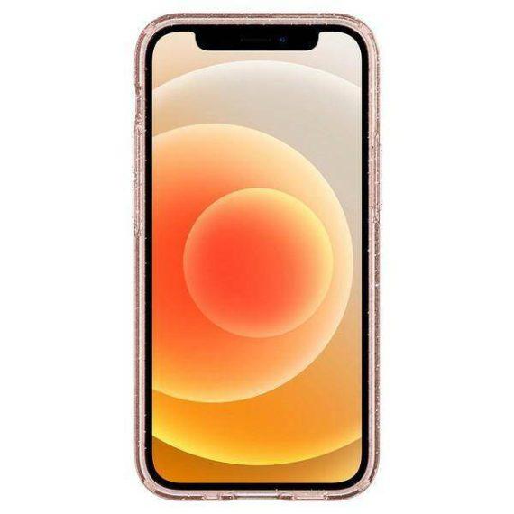 pol pl spigen liquid crystal glitter iphone 12 mini 5 4 acs01742 glitter rose 39853 3