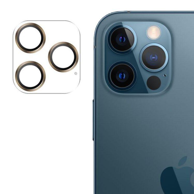 pol pl joyroom shining series szklo hartowane na caly aparat obiektyw kamere do iphone 12 pro max zloty jr pf689 71588 1