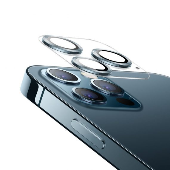 pol pl joyroom shining series szklo hartowane na caly aparat obiektyw kamere do iphone 12 pro max zloty jr pf689 71588 2